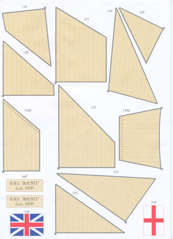 Как сделать корабль с парусом из бумаги своими руками