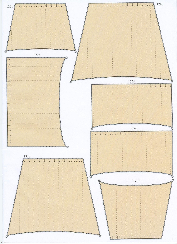 Как сделать парус из бумаг